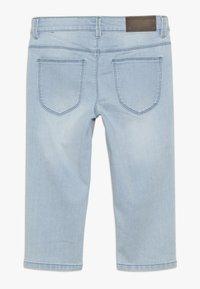 Esprit - PANTS - Denim shorts - bleached denim - 1