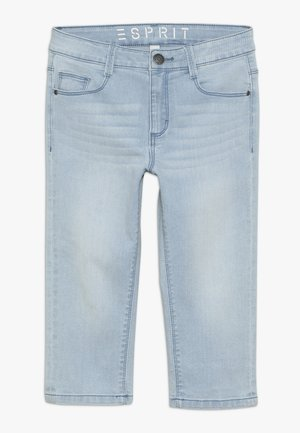 PANTS - Denim shorts - bleached denim