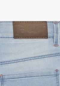 Esprit - Short en jean - bleached denim - 3