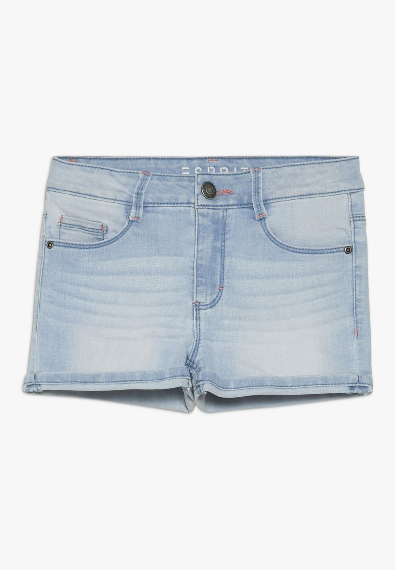 Esprit - Short en jean - bleached denim