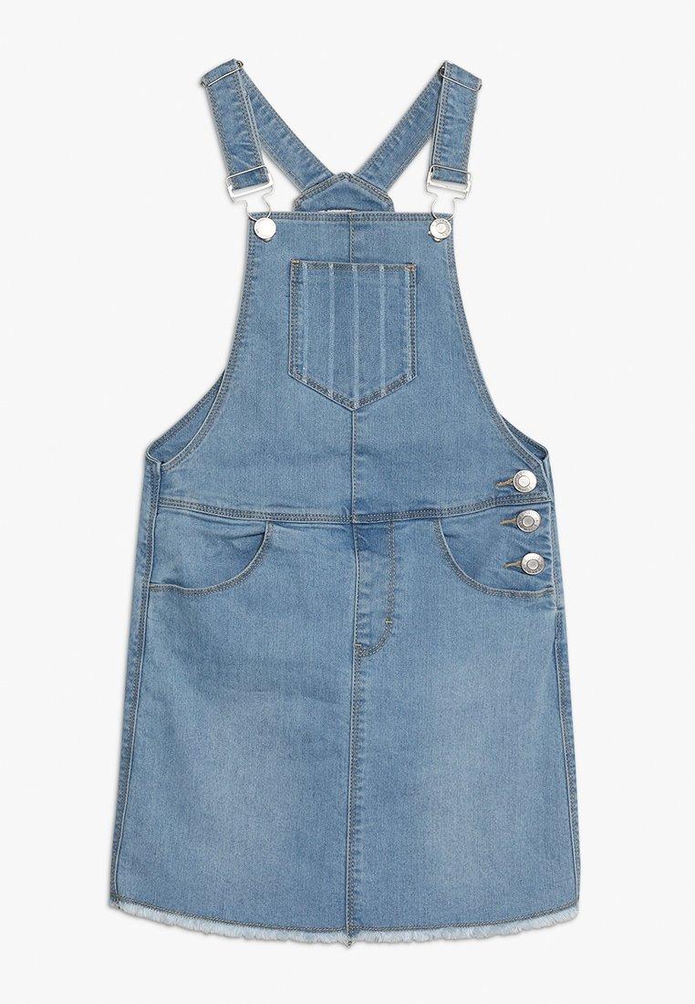 Esprit - Jeanskjole / cowboykjoler - blue light wash