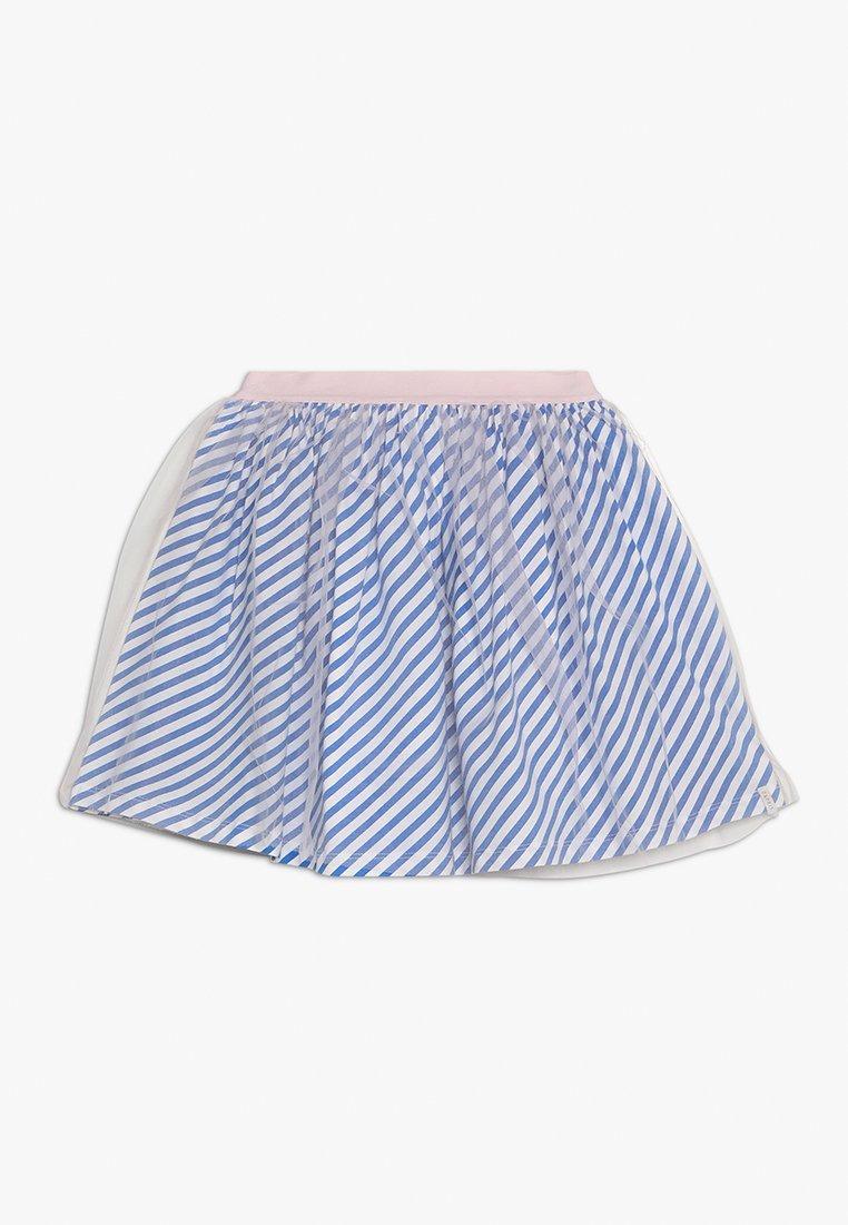 Esprit - SKIRT - A-line skirt - infinity blue