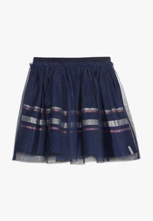 Áčková sukně - marine blue