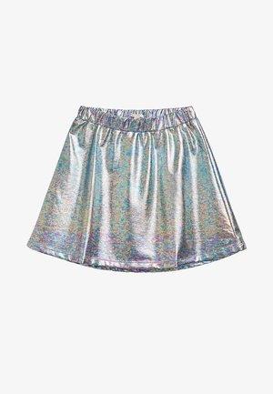 A-lijn rok - silver