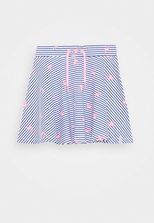 SKIRT - Mini skirt - white