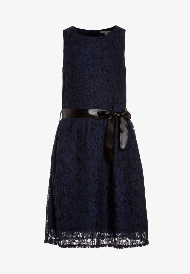 Esprit - DRESS - Vestido de cóctel - midnight blue