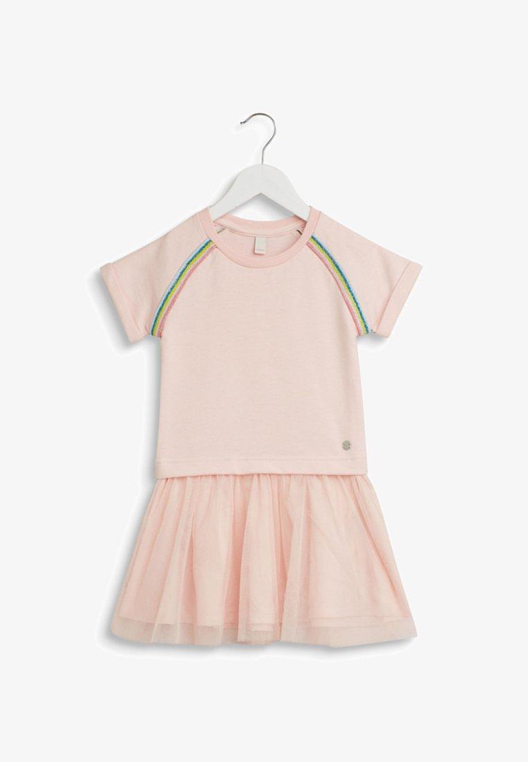 Esprit - MIT TÜLLROCK - Day dress - pearl pink
