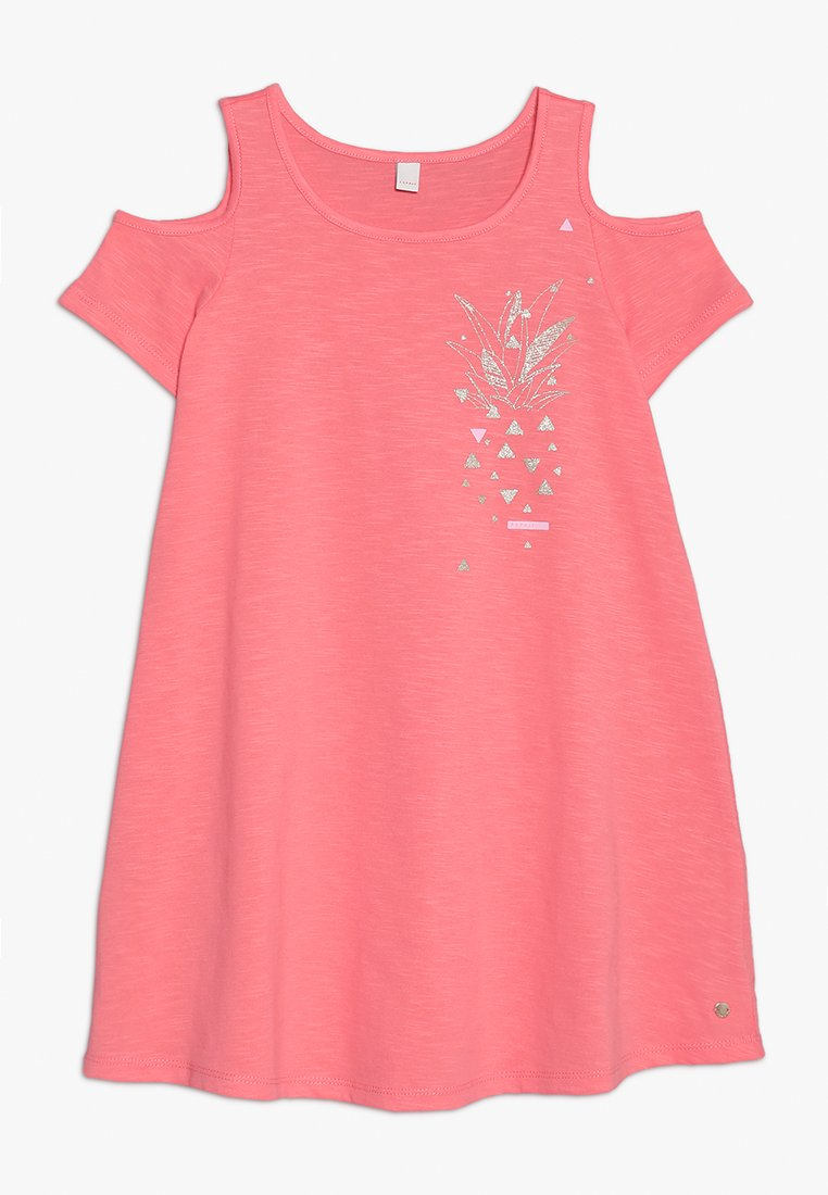 Esprit - CHASUBLE - Jerseykleid - coral