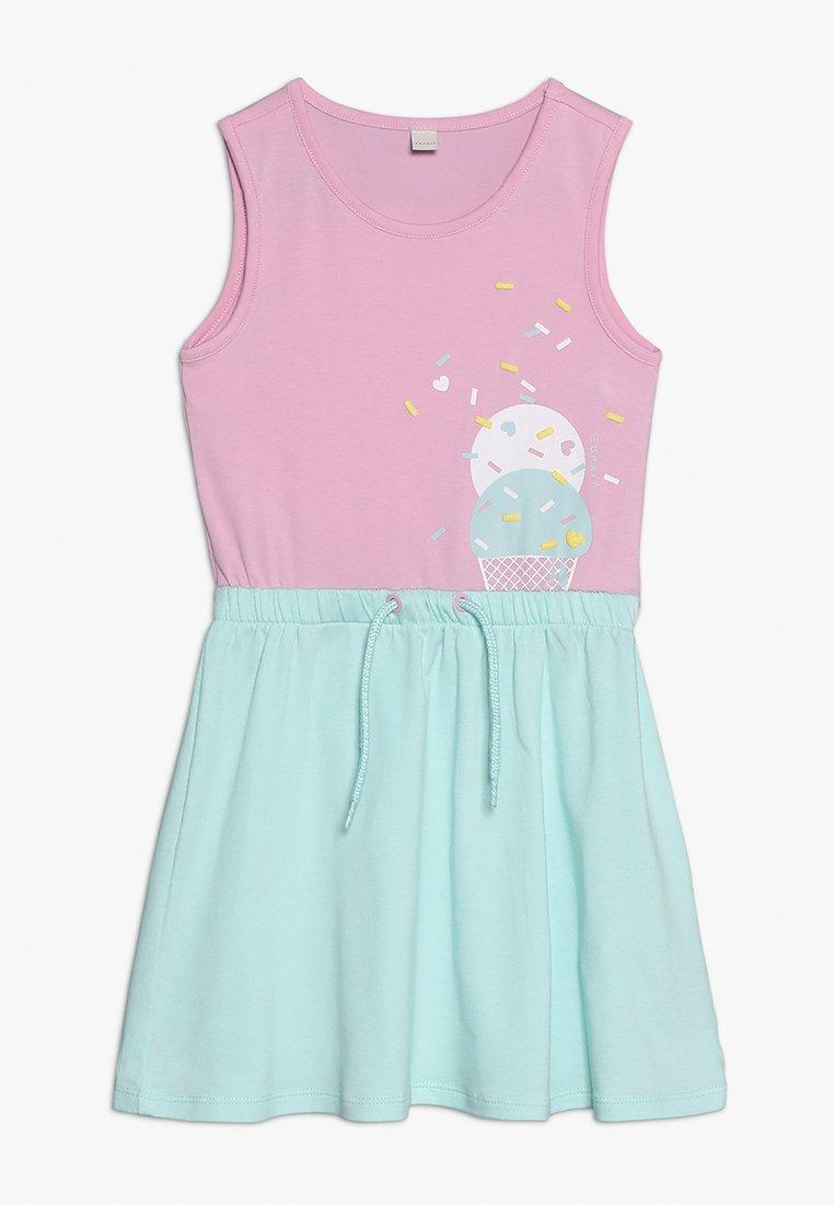 Esprit - DRESS - Jersey dress - candy pink