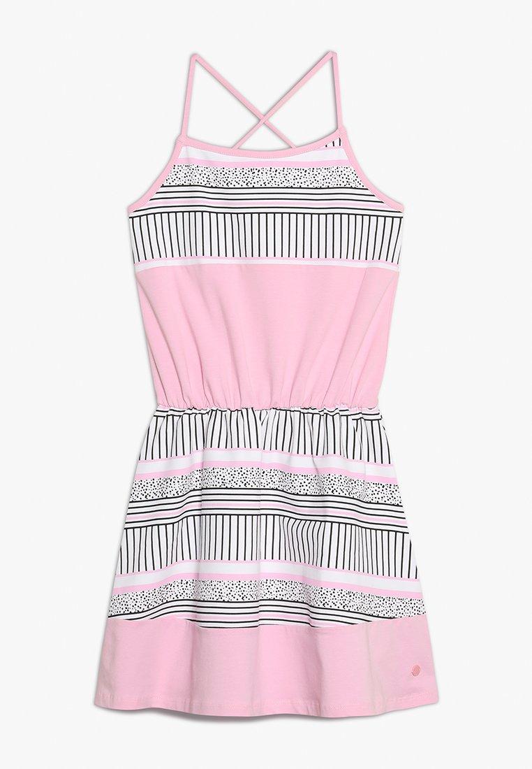 Esprit - DRESS - Trikoomekko - candy pink