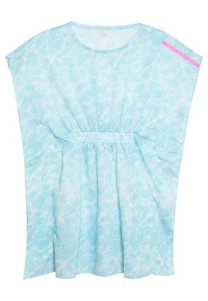 DRESS - Jersey dress - ice blue