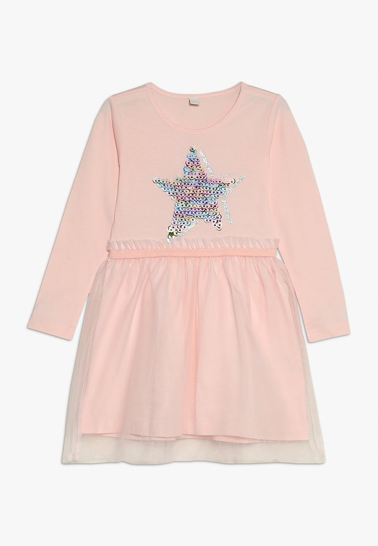 Esprit - CHASUBLE - Robe en jersey - tinted rose