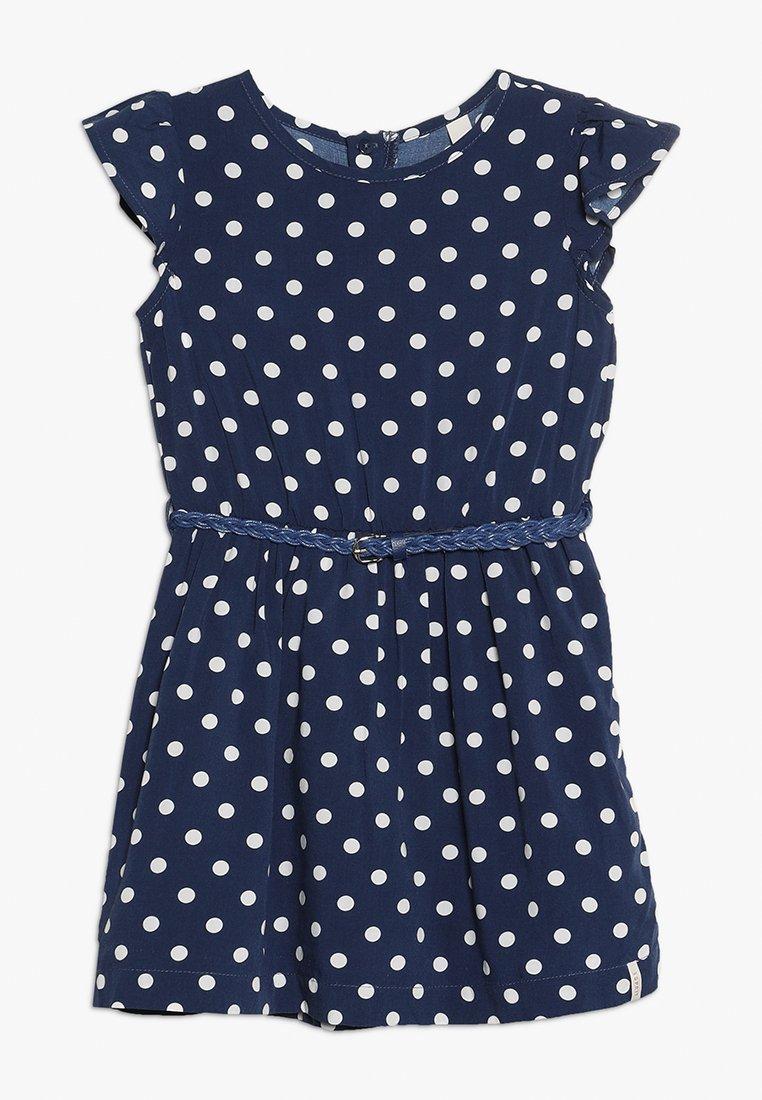 Esprit - DRESS - Cocktail dress / Party dress - marine blue