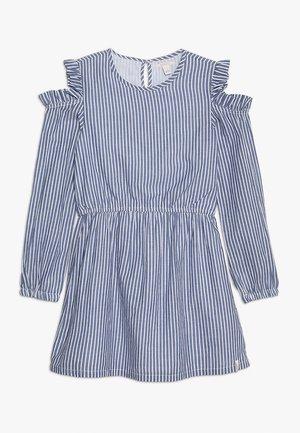 DRESS - Korte jurk - marine blue