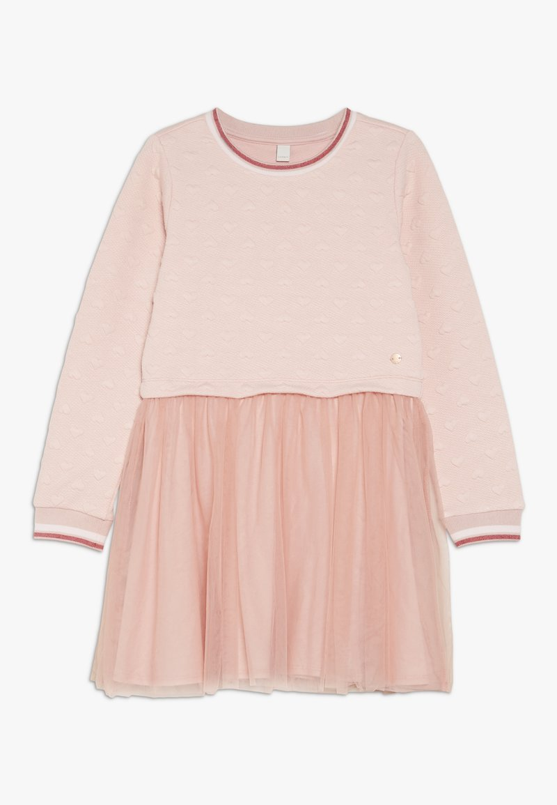 Esprit - DRESS - Jersey dress - light blush