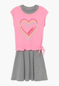 Esprit - Žerzejové šaty - neon pink - 0