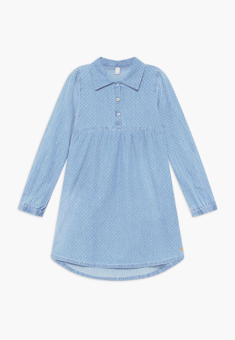 Esprit - Denimové šaty - light indigo denim