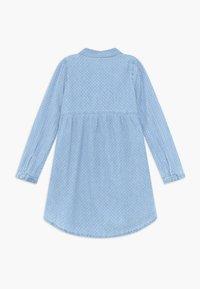 Esprit - Denimové šaty - light indigo denim - 1