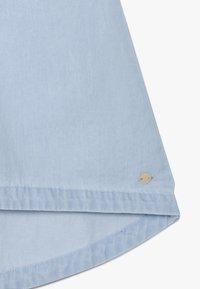 Esprit - DRESS - Korte jurk - light indigo denim - 2