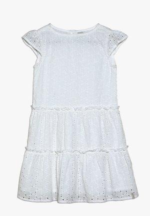 DRESS - Vestito estivo - white