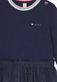 Esprit - BABY - Vestido ligero - midnight blue - 3