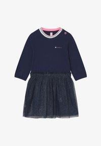 Esprit - BABY - Vestido ligero - midnight blue - 2
