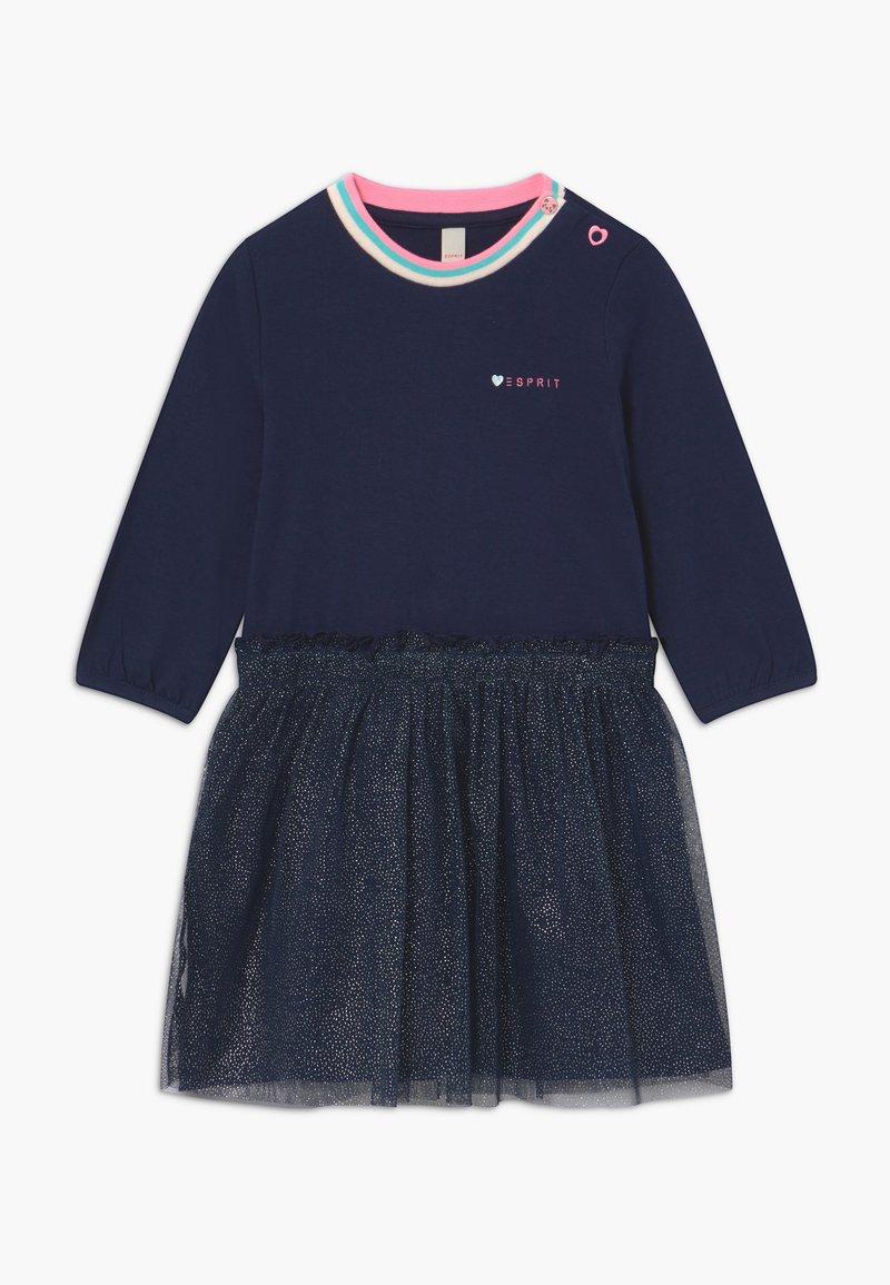 Esprit - BABY - Vestido ligero - midnight blue