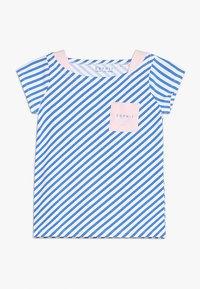 Esprit - T-shirt print - infinity blue - 0