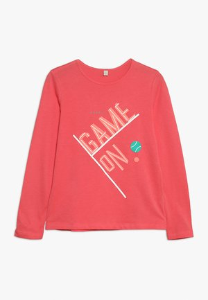 TEE - Long sleeved top - strawberry