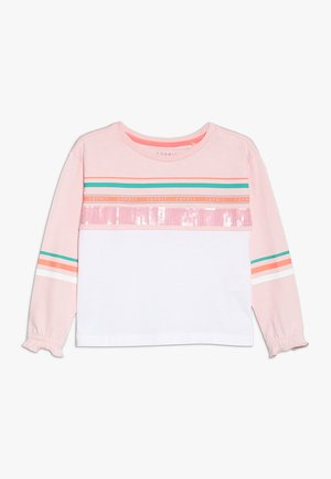 TEE - T-shirt à manches longues - tinted rose