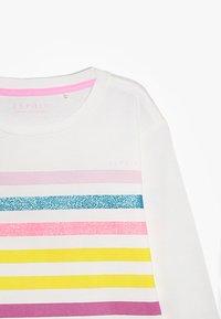 Esprit - T-shirt à manches longues - off white - 3