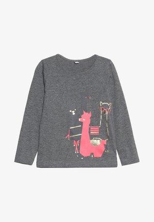 Camiseta de manga larga - dark heather grey