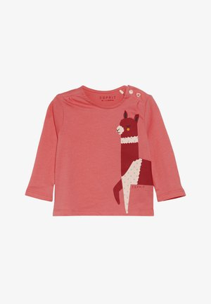 BABY - T-shirt à manches longues - coral