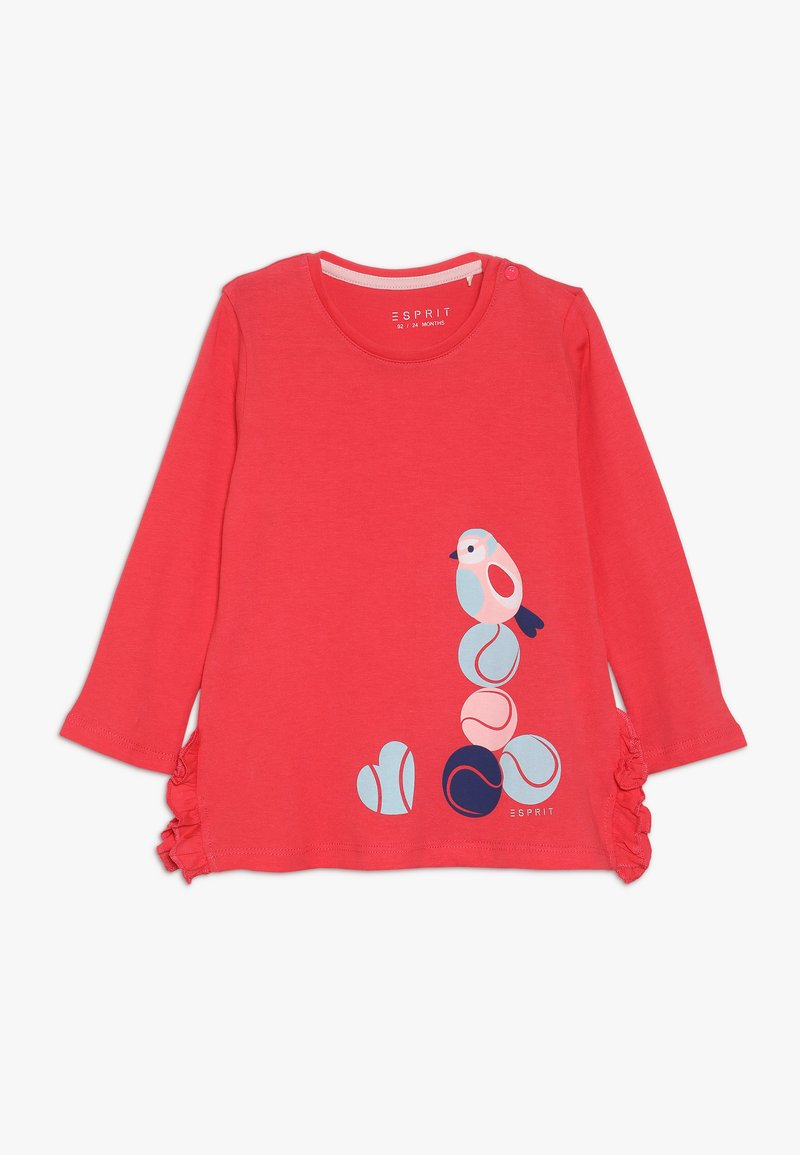 Esprit - BABY - Long sleeved top - strawberry