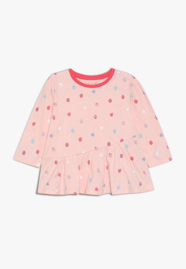 BABY - Långärmad tröja - tinted rose