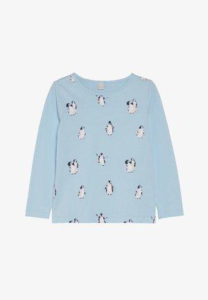 Långärmad tröja - ice blue
