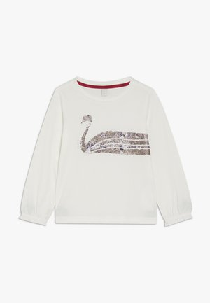 Camiseta de manga larga - off white