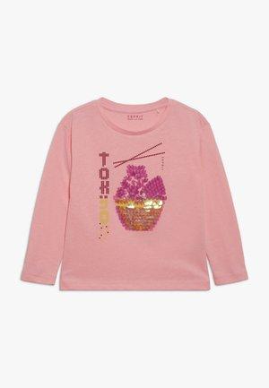TEE - Maglietta a manica lunga - neon pink