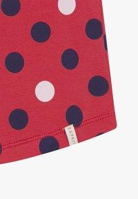 Esprit - T-shirt con stampa - raspberry - 4