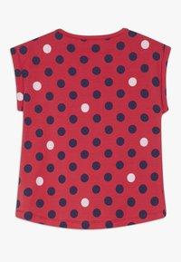 Esprit - T-shirt con stampa - raspberry - 1