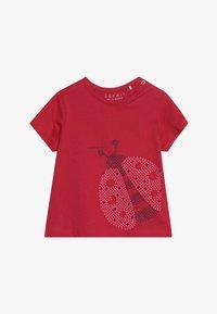 Esprit - BABY - T-shirt con stampa - raspberry - 2