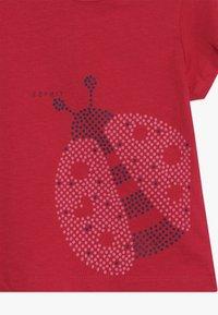 Esprit - BABY - T-shirt con stampa - raspberry - 3