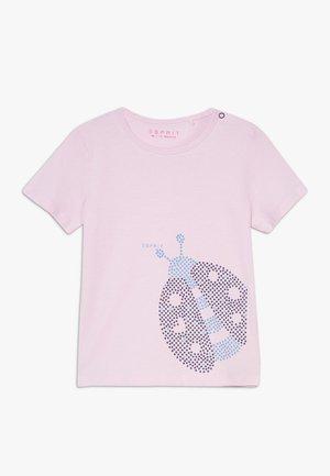 BABY - Triko spotiskem - light pink