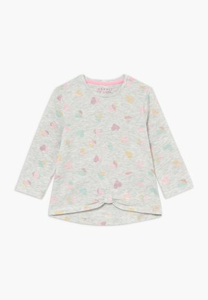 BABY - Top s dlouhým rukávem - light heather grey