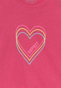 Esprit - BABY - Top sdlouhým rukávem - candy pink - 3