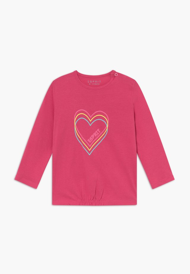 BABY - Långärmad tröja - candy pink