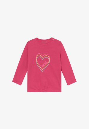 BABY - Long sleeved top - candy pink