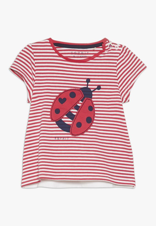 BABY - Camiseta estampada - raspberry