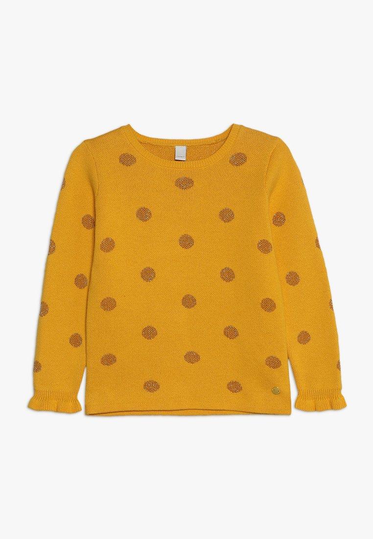 Esprit - Svetr - mustard