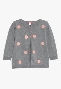 Esprit - BABY - Vest - dark heather grey - 0